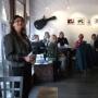 Despina Kosmidou stellt ihr Projekt CareMigration von SUM vor