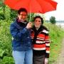 Punitha-und-Christine