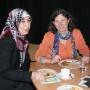 Durdu Yavuz und Ghalia El Boustami